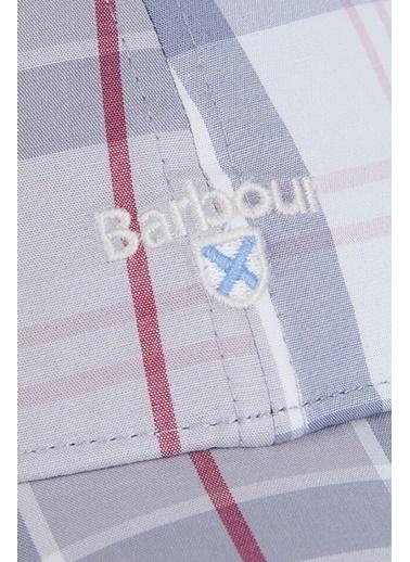 Barbour Şapka Gümüş